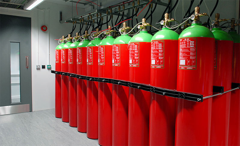 Noveco Fire Fighting Systems Essay